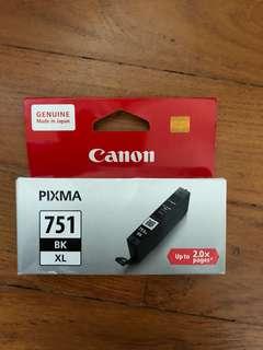Canon Ink Cartridge - Pixma 751 BK XL