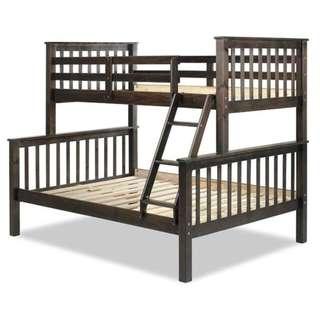 Peniton Twin Bunk Bed