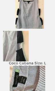 Coco Cabana sleveless top