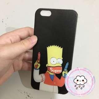 Bart Simpson Supreme Iphone 6/6S Case
