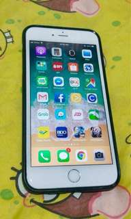 Iphone 6s Plus 64gb (GlobeLocked) FOR SWAP ONLY