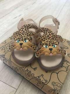 Mini melissa 鞋