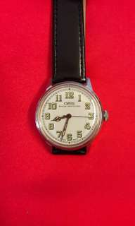 Raya Offer-Vintages Oris Military Wrist Watch