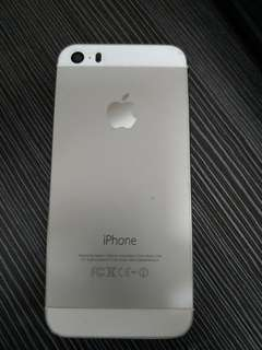 Apple 5s A1530 後蓋 back case cover
