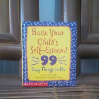 Buku Raise Your Childs Self esteem 99 karya Nancy Krulik