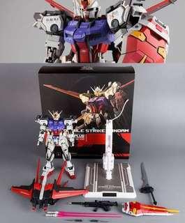 POISON TOYS Moshow MB 1/72合金 突擊高達 Strike Metal Gundam