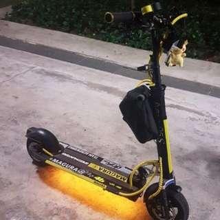 Escooter 52v