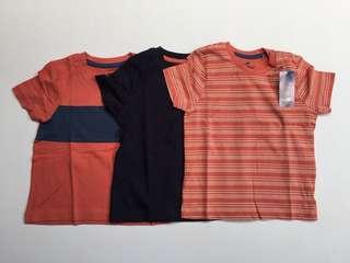 Shirt 3 pc pack