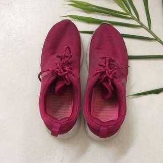Auth Nike Rosche Run