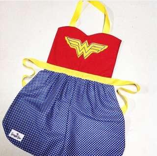 Inspired Wonderwoman Apron