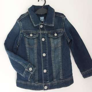 Gap Kids Denim Jacket Unisex