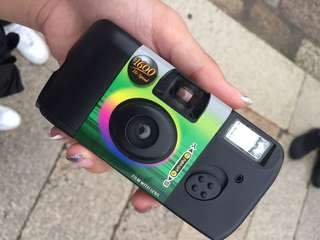 Fujifilm Disposable Camera , 27 pieces