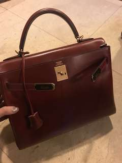 Hermes Kelly 32 big sale!!