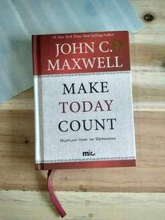 Buku Motivasi John Maxwell Inggris