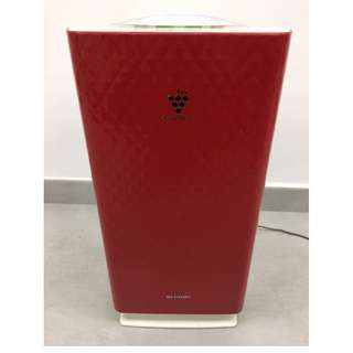 SHARP FU-W40AR  High Density Plasmacluster 空氣清新機