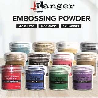 RANGER Embossing Powder 1oz (34ml)