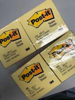 3M POST-IT MEMO 紙
