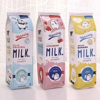 262- Milk Carton Pencil Case