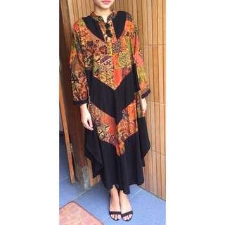 Kebaya/kaftan/abaya/baju muslim/batik