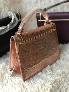 AUTHENTIC CHARLES AND KEITH HANDBAG