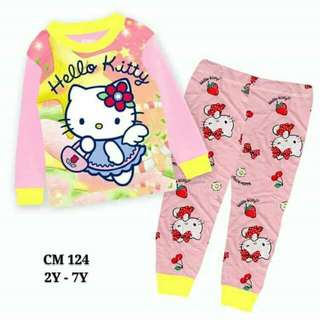 Hello Kitty Pyjamas CM124