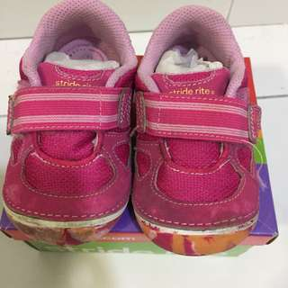 Stride Rite 18M girls shoes