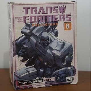 Takara Transformers Collection 06 Megatron