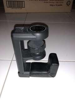 Audio technica table clamp headphone holder