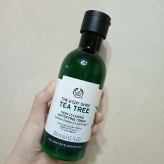 The Body Shop Tea Tree Mattifying Toner
