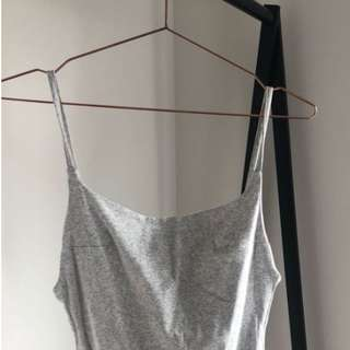 Kookai Backless bodysuit singlet top