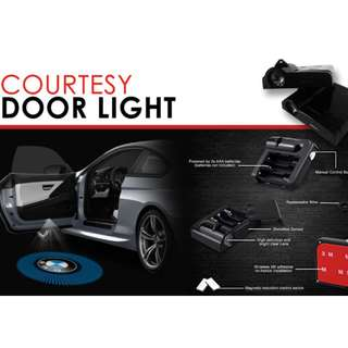 Car Door LED Projector