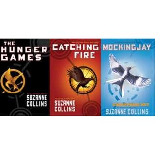 [EBOOK] The Hunger Games Novel Series