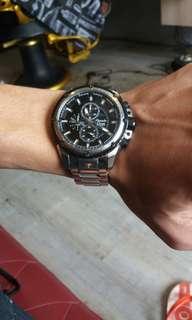 AlexandreChristie 6300MC Silver-Black