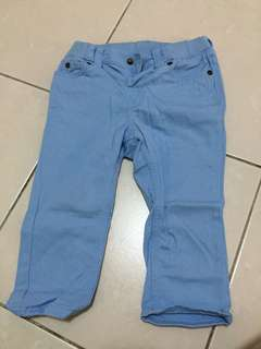 H&M baby jeans ( cond:10/10, new without tag)