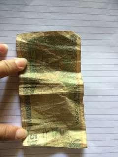 uang kertas 500