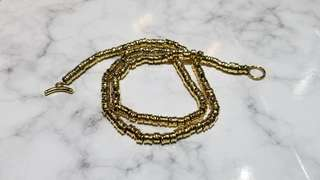 LINKS OF LONDON 18KY Gold Allsorts gold Necklace