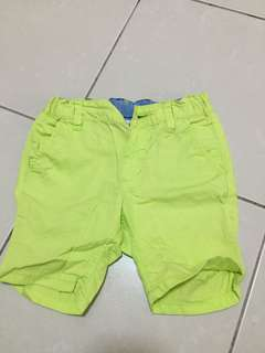H&M short pant for boy