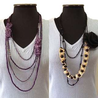 New:Long necklace