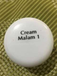 Cream malam 1