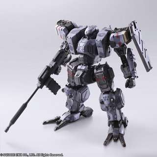[PRE ORDER] Square Enix - Front Mission First Wander Arts - Zenith City Camouflage Ver - Collectible Action Figure