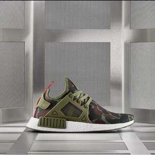 🚚 Adidas綠迷彩