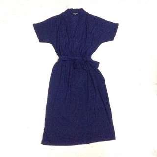 Warehouse wrap dress