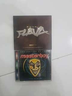 CD Music - Zouk Songs