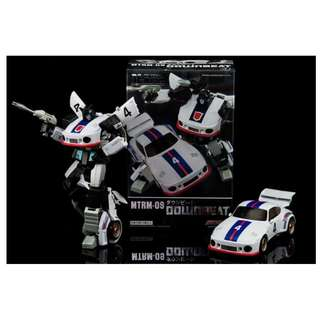 [PRE ORDER] Maketoys - RE:Master Series MTRM-09 - Downbeat (Reissue) - Transformable Action Figure