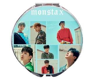 Kpop Printed Mirror