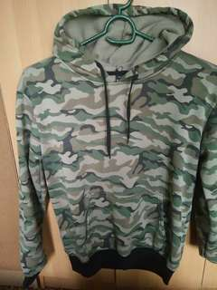 Unisex Camouflage Hoodie