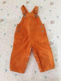 Pre-loved Jumper Orange