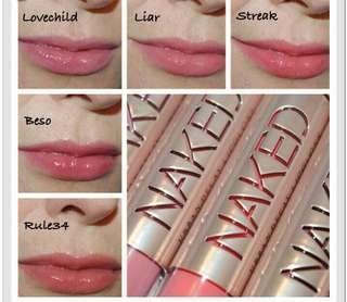 Original 100% naked lipgloss
