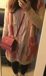 niko and ... 日本 粉紅色 長恤衫