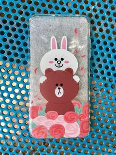 iPhone Case 手機殼 Brown & Cony @Line Friends 熊大 兔兔 7Plus/8Plus